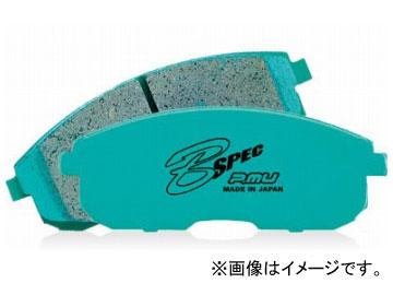 送料無料でお届けします 送料無料 プロジェクトミュー B SPEC ブレーキパッド フロント シビックフェリオ EK2 MT車 ホンダ 1300cc 1995年08月~1998年08月 おすすめ特集