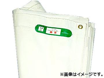 マイスター/Meister 防炎シート 白 サイズ:約5.4×7.2m SK-MY-SBS-5.4×7.2 JAN:4949908080188