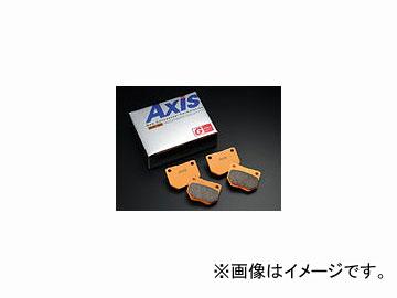アクシス/Axis ブレーキパッド リア TypeG 632 ミツビシ/三菱/MITSUBISHI パジェロ