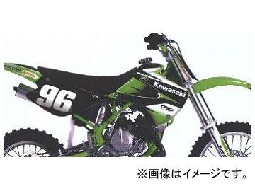 2輪 ファクトリーFX カワサキ エヴォシリーズ グラフィックデカール EVO6 FX12-01116 カワサキ KX85 2001年~2011年