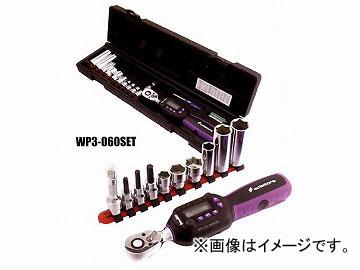 ウイニングボアー デジタルトルクレンチ 12PC.セット WP3-060SET