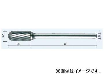 ムラキ メタル・リムーバル マスター超硬バー ロングシャンク スパイラルカット(ステンレス切削用) 粗目 HD2C 13SC 80L
