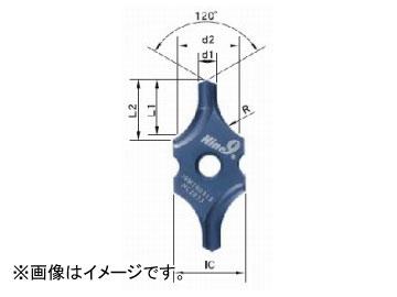 ムラキ ナイン・ナイン インサート式センタードリル i-Center R型インサート I9MT2004R0800-NC2033