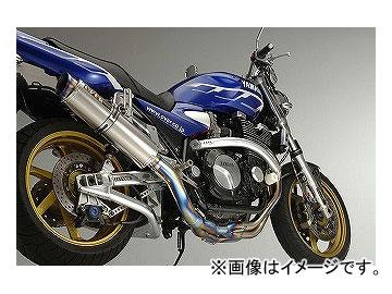 2輪 OVER マフラー GP-PERFORMANCE フルチタン 20-26-TT ヤマハ XJR1300 2000年~2006年 JAN:4539770086137