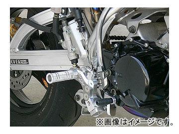 2輪 OVER バックステップ ツーリング 51-67-11 カワサキ KSR110 ~2005年 JAN:4539770100123