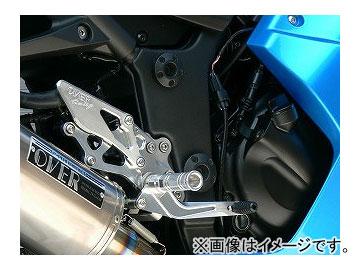 2輪 OVER バックステップ 4ポジション 51-69-01 カワサキ ニンジャ250R JAN:4539770104022