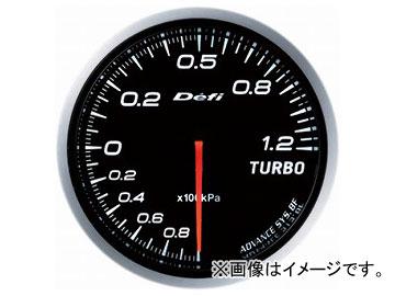 デフィ/Defi デフィリンクメーター アドバンスBF ターボ計 120kPaモデル DF10001 φ60 照明色:ホワイト