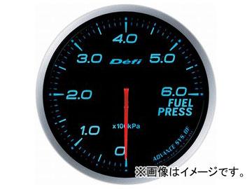 デフィ/Defi デフィリンクメーター アドバンスBF 燃圧計 DF10303 φ60 照明色:ブルー