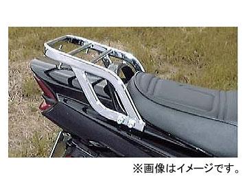 2輪 タカツ キャリア P024-6348 クロームメッキ 200×260mm ヤマハ XJR1200/1300