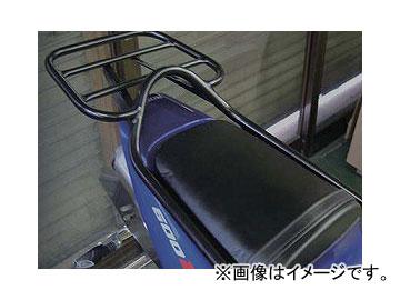 2輪 レンテック スポーツキャリア スチール製 P042-7790 ブラック(塗装) カワサキ ZZR1100D 1993年~2001年