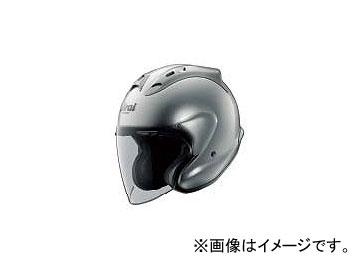 2輪 アライ ヘルメット MZ アルミナシルバー サイズ:XS,S,M,L,XL