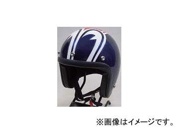 2輪 72ジャムジェット ヘルメット SP TADAO JET P040-5784 ネイビー/レッド 56~59cm