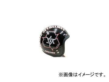 2輪 72ジャムジェット ヘルメット JJシリーズ SPIKE P034-0362