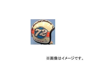 2輪 72ジャムジェット ヘルメット JJシリーズ SPEED SOUND P034-0350