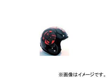 2輪 72ジャムジェット ヘルメット JFシリーズ SAMURAI P035-6446