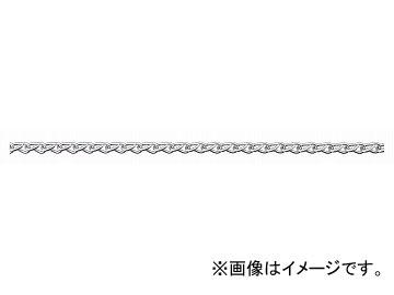 ニッサチェイン/NISSA CHAIN ダブルジャック ステンレス 研磨 30m SJ216 JAN:4968462061006