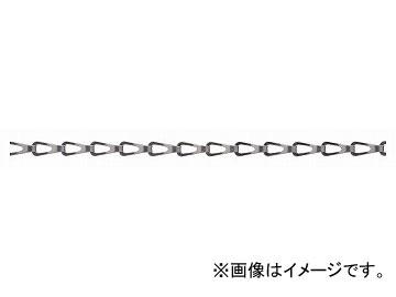 ニッサチェイン/NISSA CHAIN サッシュ ステンレス 電解研磨 30m SP14 JAN:4968462064007