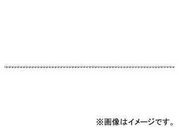ニッサチェイン 人気の定番 NISSA CHAIN ボール 2020A/W新作送料無料 リール巻チェイン JAN:4968462162901 研磨 30m巻 R-SB23 ステンレス