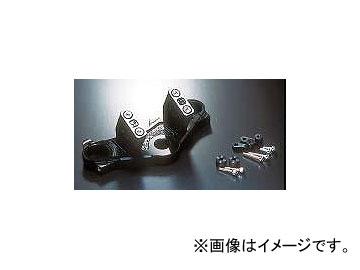2輪 Nプロジェクト トップブリッジ P020-5803 ブラック ヤマハ R1-Z