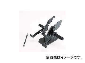 2輪 スパイス バックステップ 0102BSB1K113B ブラック カワサキ ZRX1100/1200/ダエグ