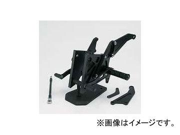 2輪 スパイス バックステップ 0102BSB1K107A ブラック カワサキ Z1000 2003年~2006年