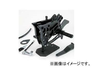 2輪 スパイス バックステップ 0102BSB1K901B ブラック カワサキ GPZ900R