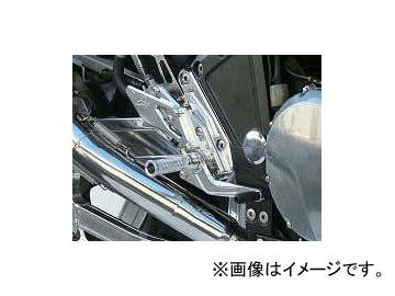 2輪 オーヴァーレーシング バックステップ P040-7260 カワサキ ゼファー1100