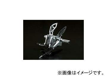 2輪 NAO アーチドステップ P001-2549 ミラー 逆チェンジ可 スズキ GSX1300R ハヤブサ
