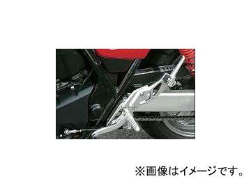 2輪 ビートジャパン バックステップ P039-4628 ハイパーバンク(SV)固定 ホンダ CB400SF/SB 2008年