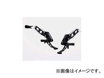2輪 ストライカー スペシャルステップキット P040-5485 ブラック カワサキ ZRX400/II