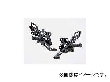 2輪 ストライカー スペシャルステップキット P034-1535 ブラック カワサキ ニンジャ250R 2008年~2010年