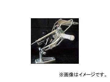 2輪 ウッドストック バックステップ P012-7026 OOタイプ 逆チェンジ不可 ホンダ CB750F/1100F