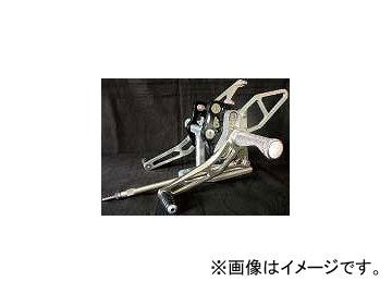 2輪 ウッドストック バックステップ P012-7033 OOタイプ 逆チェンジ可 ヤマハ XJR1200/1300