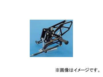 2輪 ウッドストック バックステップ P033-2774 BBタイプ 逆チェンジ不可 カワサキ ニンジャ250R