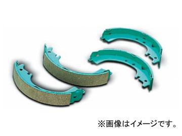 送料無料! プロジェクトミュー SPORTS REAR SHOE ブレーキシュー リア トヨタ カローラII