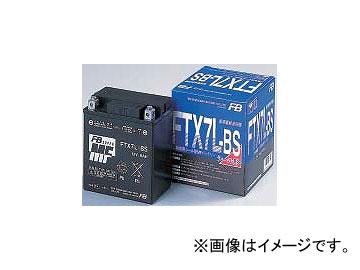 2輪 フルカワ 12V型高始動性能シール型MFバッテリー FTX7L-BS 形式:FTX7L-BS