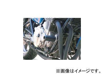 2輪 バトルファクトリー クラッシュプロテクター カラー:白,黒 ホンダ CB750 RC42