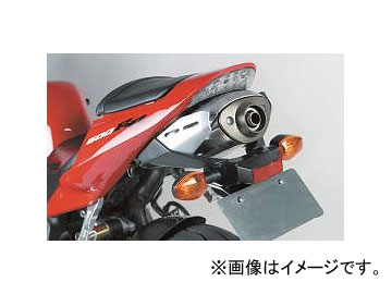 2輪 スパイス タクティカルテールユニット 1SFL61FR 材質:FRP ホンダ CBR600RR 2003年~2004年