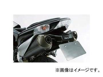 2輪 スパイス タクティカルテールユニット 4SFL17FR 材質:FRP カワサキ ZX-10R 2006年~2007年