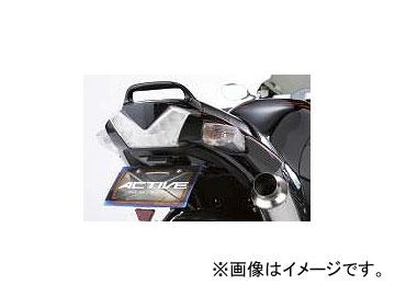 2輪 アクティブ フェンダーレスキット P028-4874 ブラック カワサキ ZZR1400 2006年~2011年