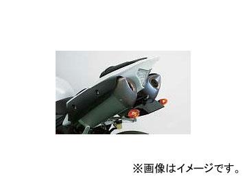 2輪 NAO フェンダーエリミネーター P040-5037 FRP-ブラック ヤマハ YZF-R1 2009年