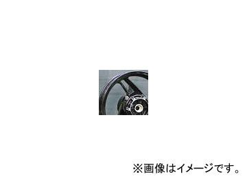 2輪 スペックエンジニアリング 純正流用ワイドホイールキット typeB 17インチ P044-4606B 艶有黒 5.50-17 リヤ カワサキ GPZ900R A7-