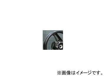 2輪 スペックエンジニアリング 純正流用ワイドホイールキット typeA 17インチ P044-4601BH 半艶黒 4.50-17 リヤ カワサキ GPZ900R A7-