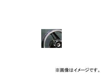 2輪 スペックエンジニアリング 純正流用ワイドホイールキット typeC 17インチ P044-4608P ポリッシュ/ブラック 4.50-17 リヤ カワサキ GPZ900R A7-