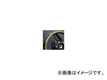 2輪 スペックエンジニアリング 純正流用ワイドホイールキット typeA 17インチ P044-4603PY クリアゴールド/ブラック 5.50-17 リヤ カワサキ GPZ900R