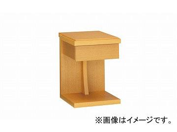 ナイキ/NAIKI サイドテーブル 病室用 IL-NT01 285×535×735mm