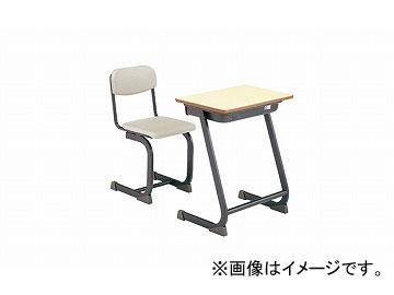 ナイキ/NAIKI 講義用デスク 1人掛 SKD1201W 600×400×700mm