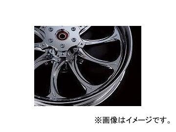 2輪 リズム ホイール BURN 18インチ P032-2397 ポリッシュ 350-18 フロント ヤマハ V-MAX1200