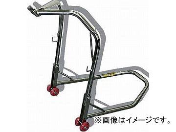 2輪 エトスデザイン フロントアップスタンド P020-2113 クロームメッキ スチール製