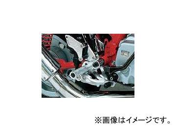 2輪 オーヴァーレーシング バックステップ P036-5429 シルバー ディスク仕様 ホンダ モンキー-FI